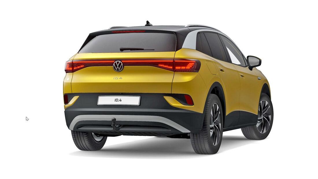 VW ID.4 Anhänger Anhängerkupplung