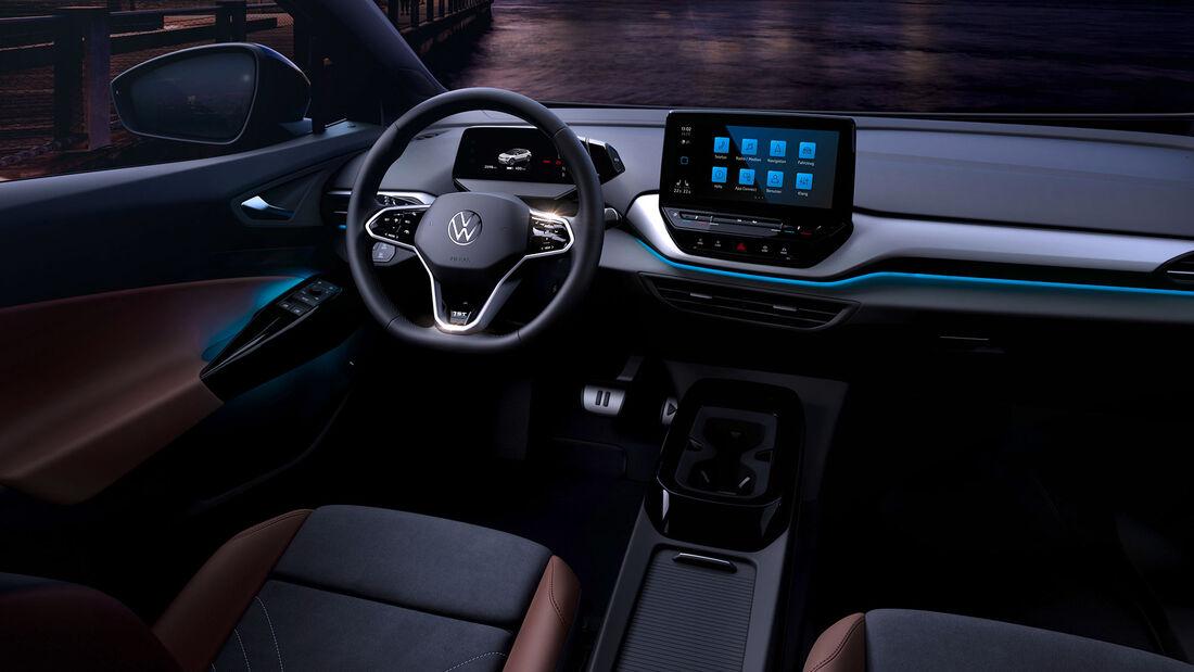VW ID.4 Cockpit