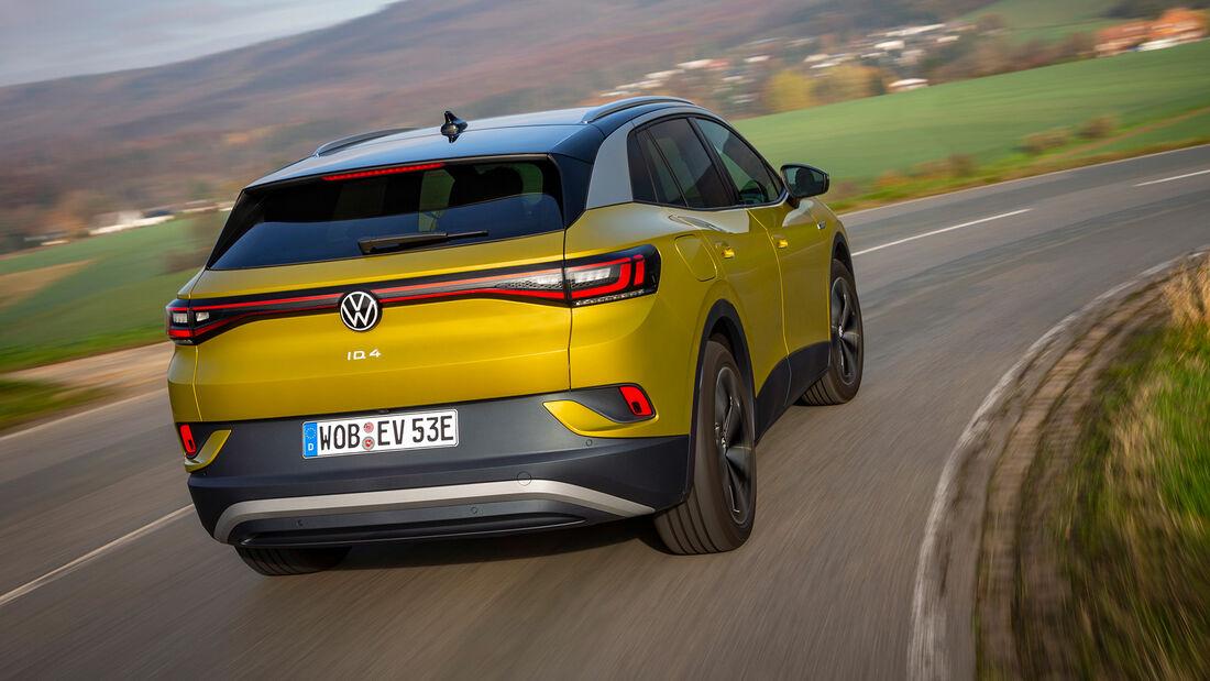VW ID.4, Exterieur