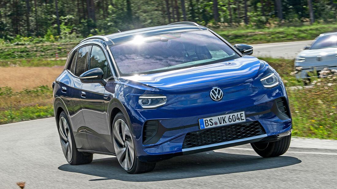 VW ID 4, Exterieur