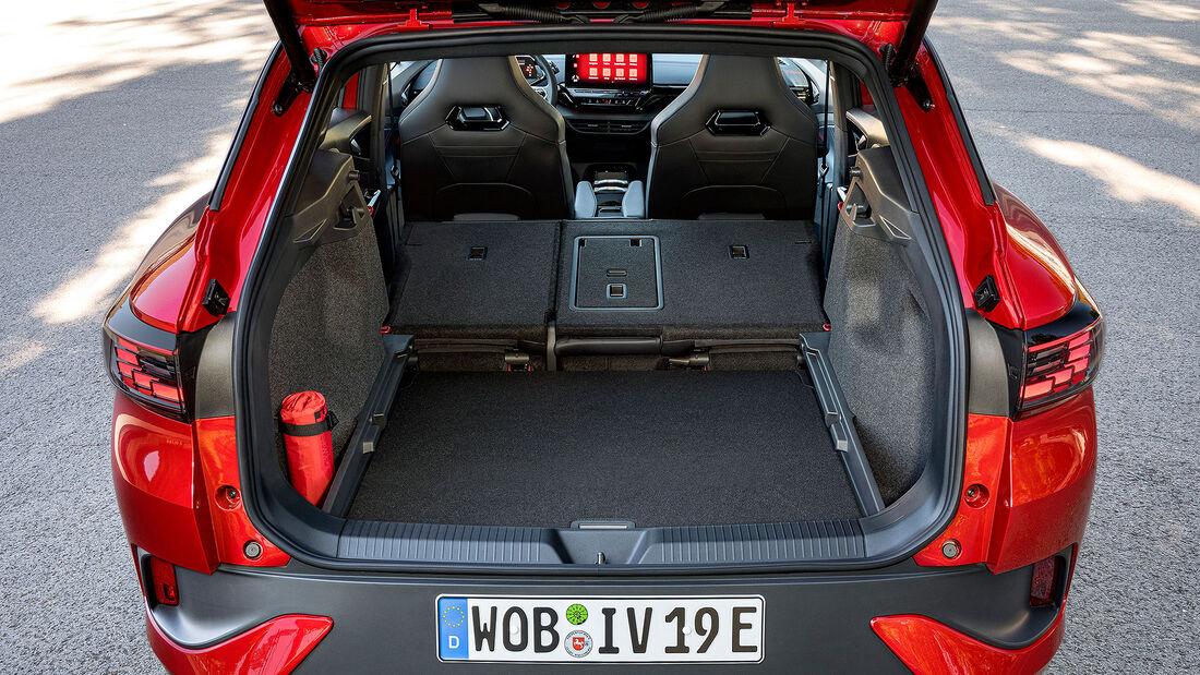 VW ID.4 GTX Fahrbericht