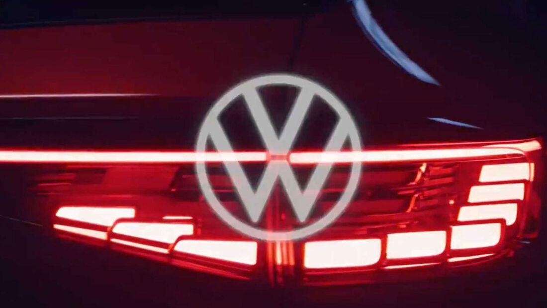 VW ID.4 GTX Teaser