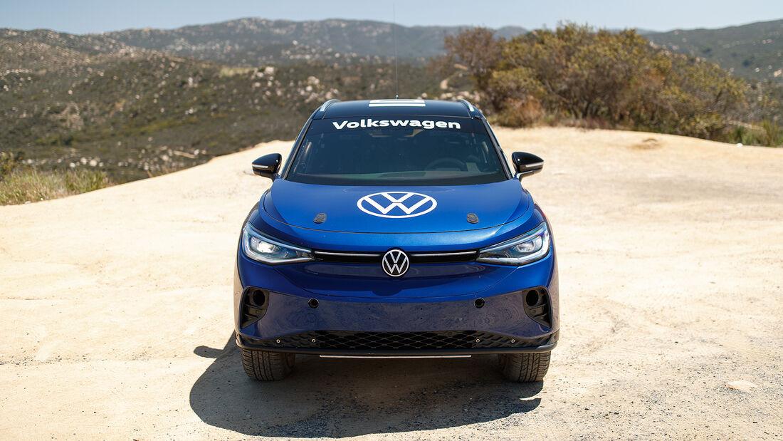 VW ID.4 Norra Mexican 1000 Baja Racer