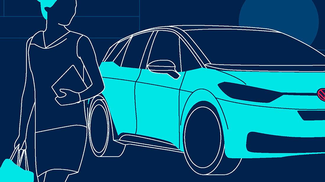 VW ID.5 Alle Generationen, neue Modelle, Tests ...