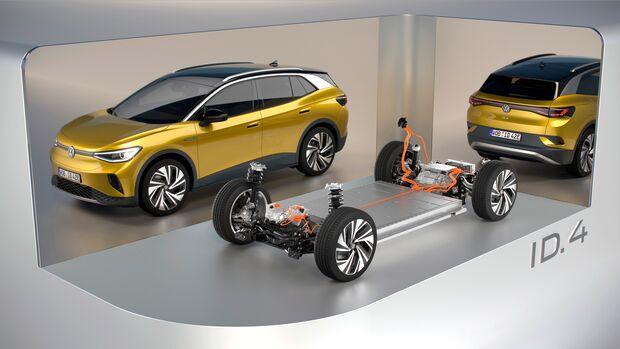 VW ID.4 Weltpremiere 2020