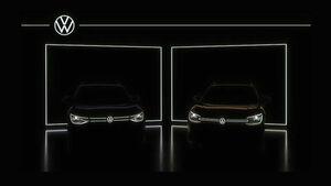 VW ID.6 Teaser