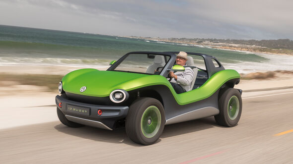 VW ID. Buggy Prototyp