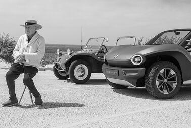 Erfinder des VW-Buggy wurde 94 Jahre alt