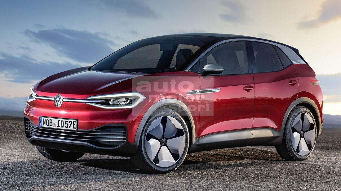 VW ID. Crossover (T-Cross)