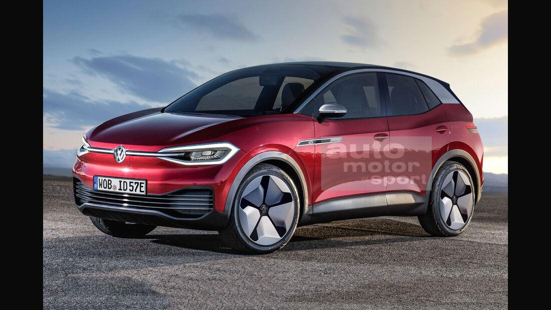 VW ID. Kompakt Crossover