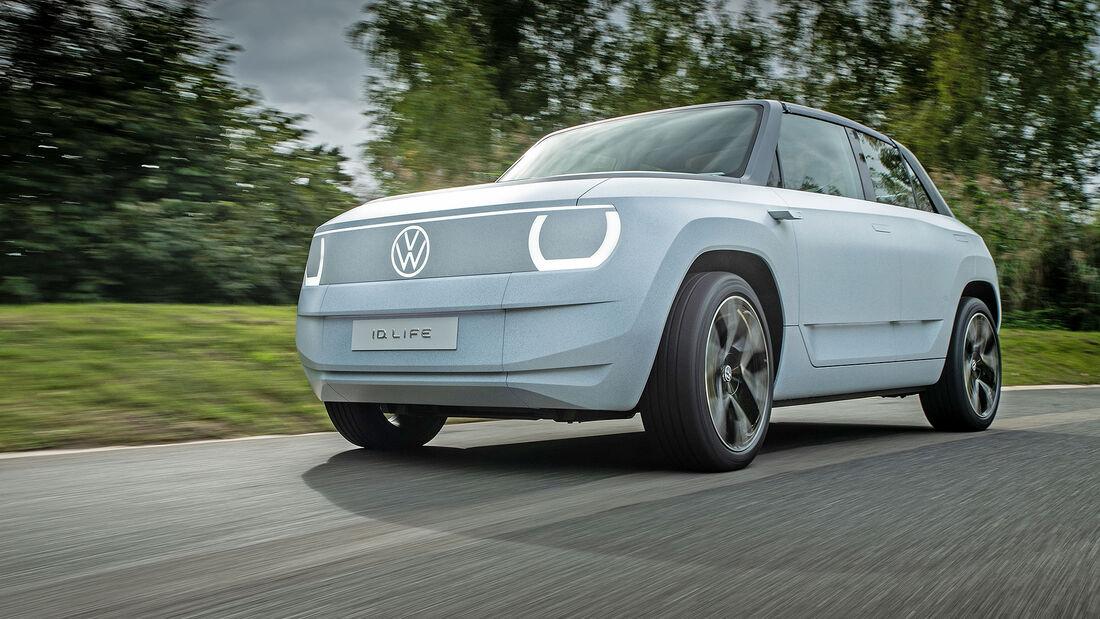 VW ID.Life Fahrbericht