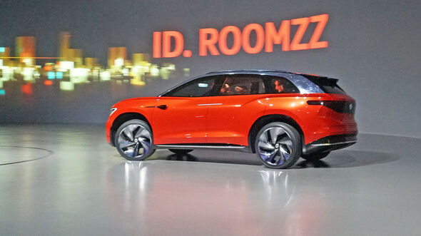 VW ID. Roomzz