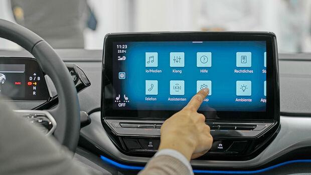 VW ID Software-Update 2.3