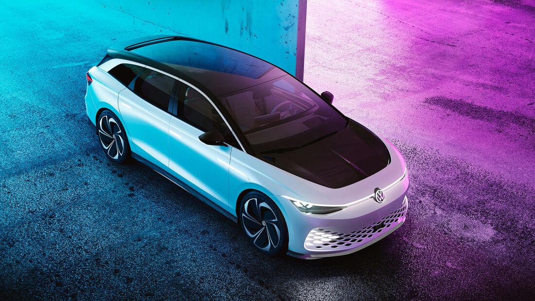 VW ID. Space Vizzion