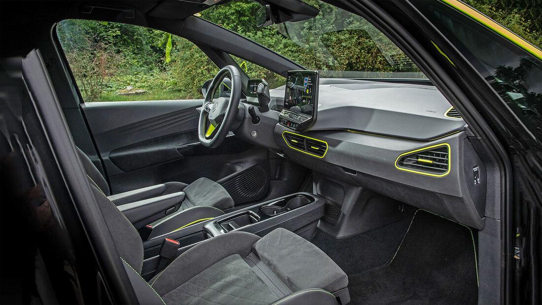 VW ID.X ID.3 mit Allradantrieb