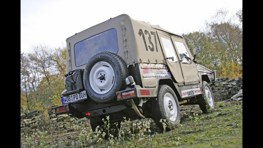 VW Iltis Dakar