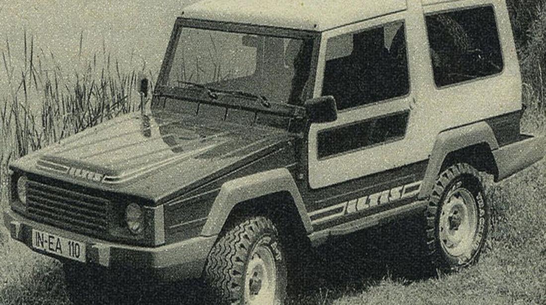VW, Iltis IAA 1979