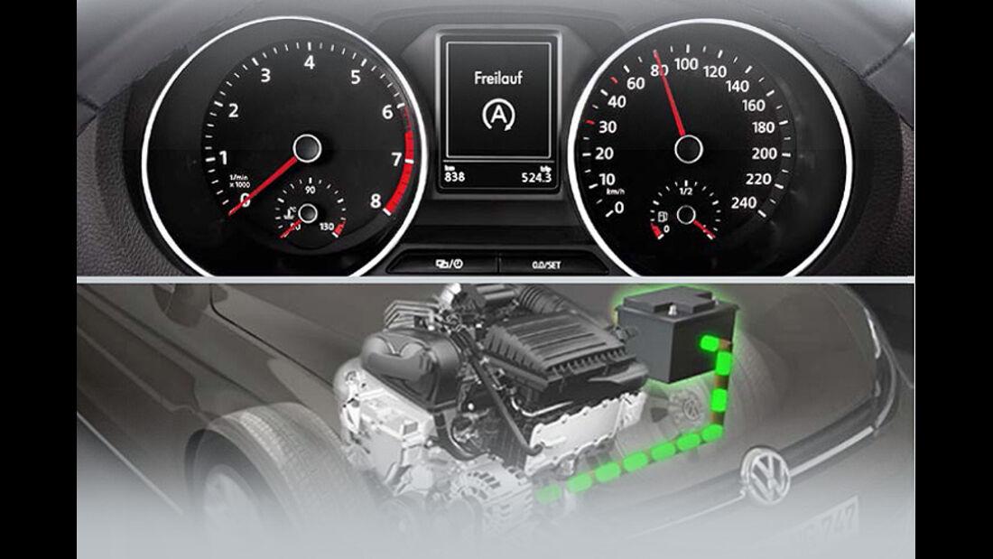 VW Innovation Mild-Hybrid