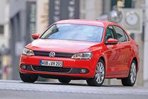 VW Jetta 1.4 TSI, Frontansicht