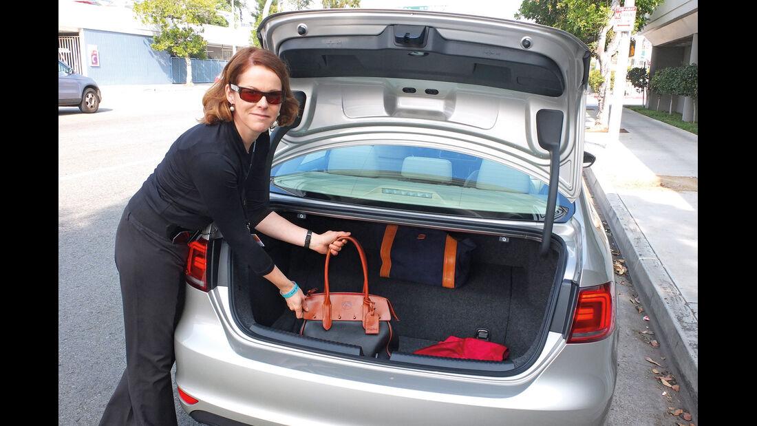 VW Jetta 1.4 TSI Hybrid, Kofferraum