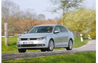 VW Jetta 1.6 TDI, Frontansicht