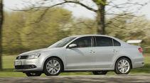 VW Jetta 1.6 TDI, Seitenansicht