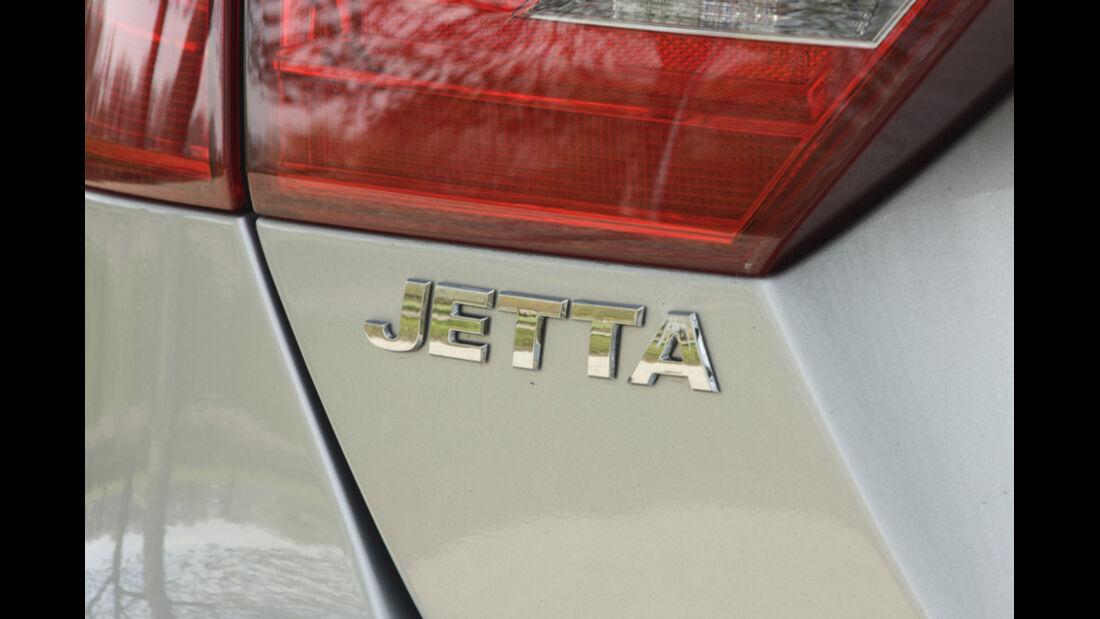 VW Jetta 1.6 TDI, Typenbezeichnung