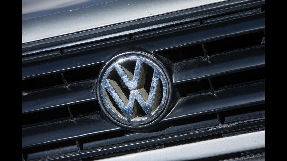 VW Jetta 1.8, Kühlergrill