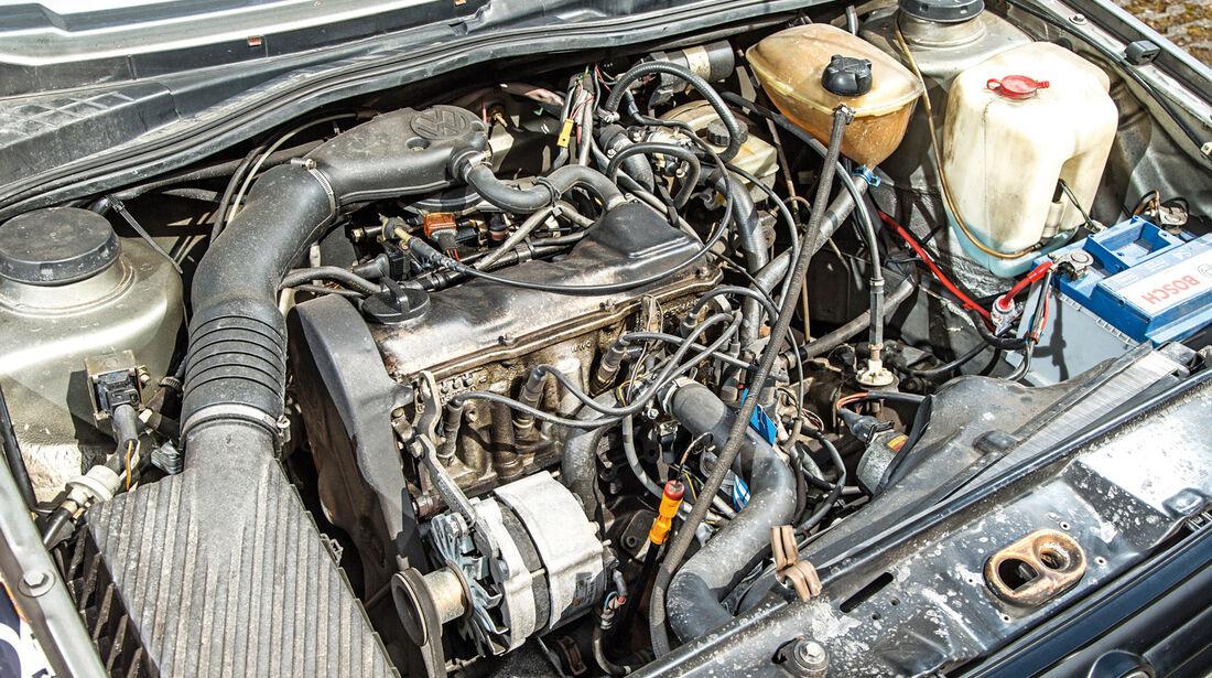 VW Jetta 1.8, Motor