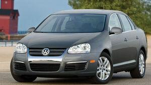 VW Jetta 1.9 TDI Bluemotion