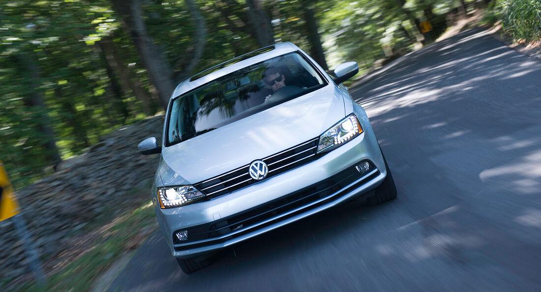VW Jetta 2014