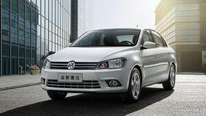 VW Jetta China