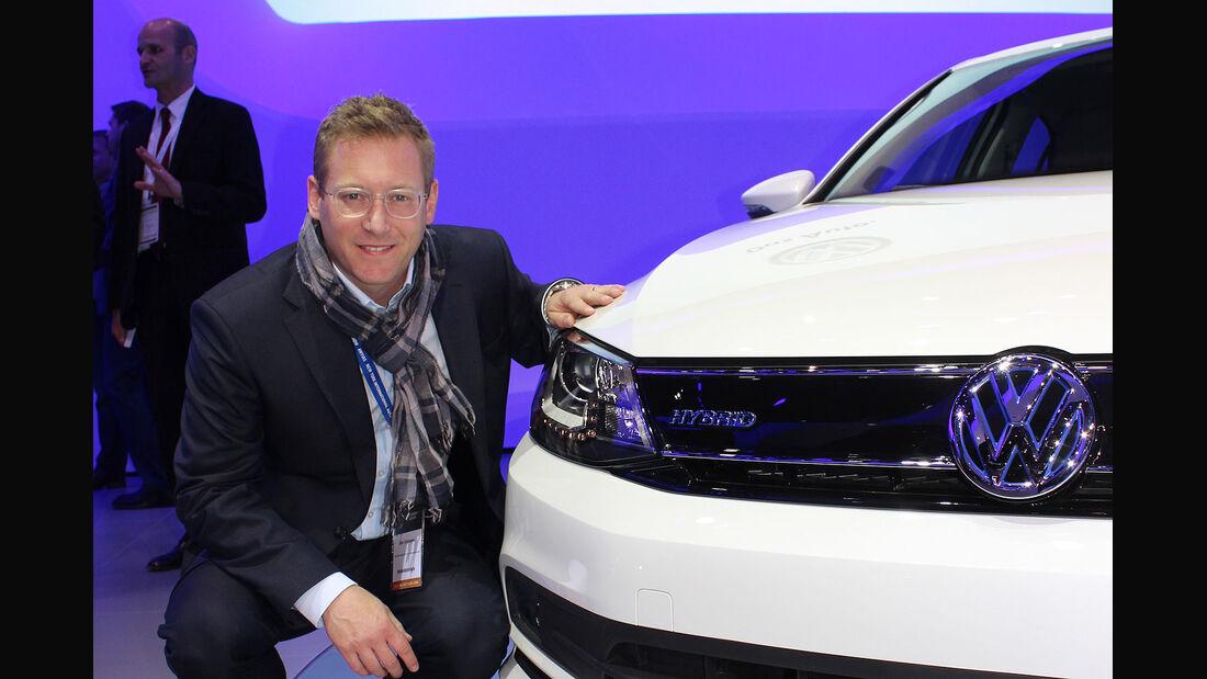 VW Jetta Facelift 2014 Sitzprobe Katemann