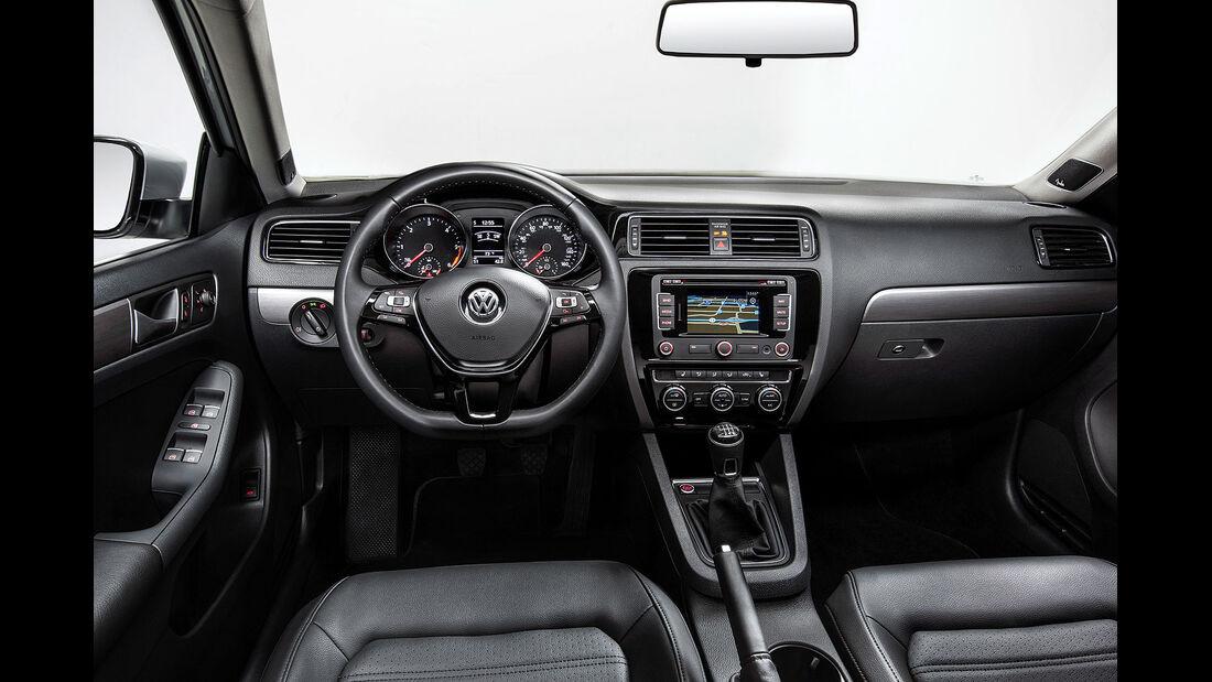 VW Jetta Facelift 2014 Sperrfrist 14.4.2014