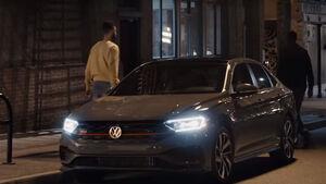VW Jetta GLI Werbung Diebstahl