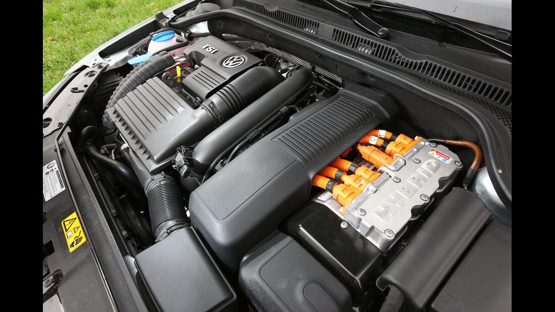 VW Jetta Hybrid, Motor