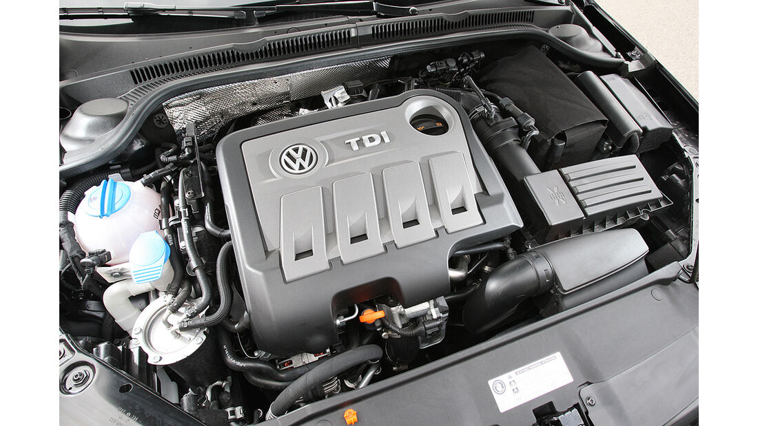 VW Jetta, Motor, 2.0 TDI