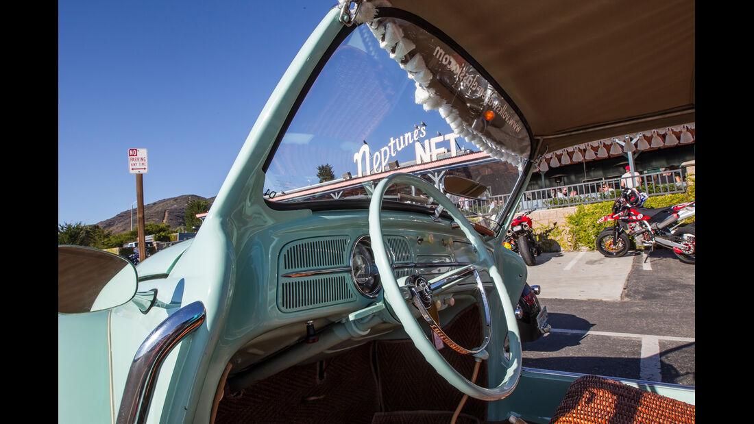 VW Jolly, Cockpit, Lenkrad