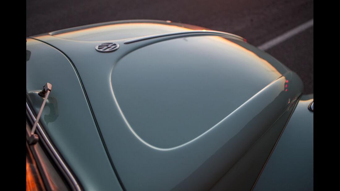 VW Jolly, Motorhaube