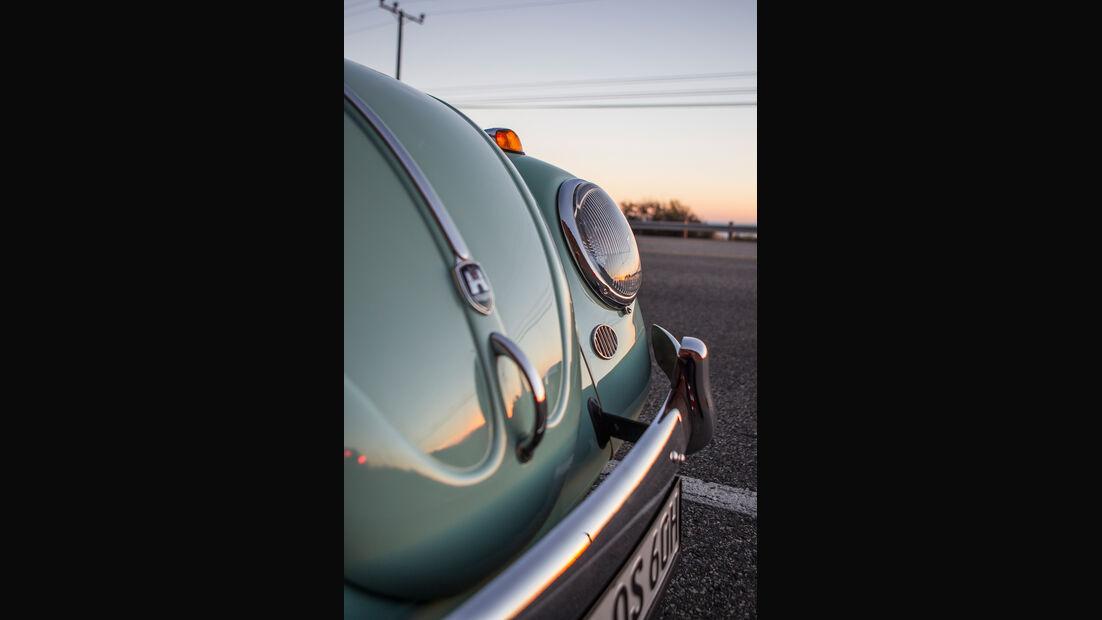 VW Jolly, Motorhaube, Griff