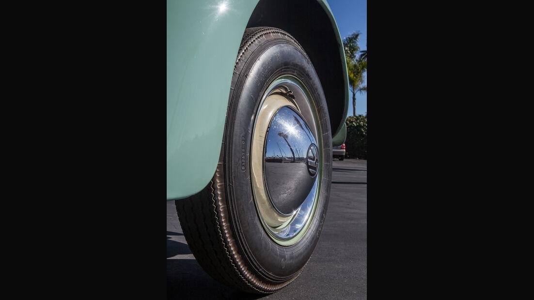 VW Jolly, Rad, Felge