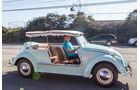 VW Jolly, Seitenansicht, Hafen