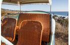 VW Jolly, Sitze, Flechtsitze