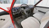 VW K 70, Cockpit, Lenkrad