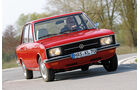VW K 70 L, Frontansicht