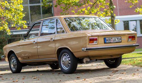 VW K70 (1970-1975)