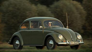 VW Käfer 1200 Auto fürs Leben