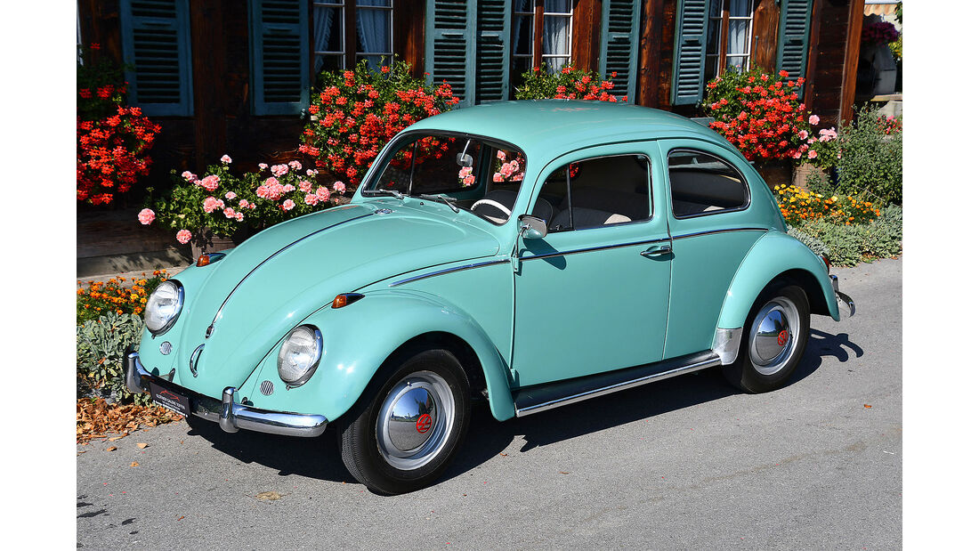 VW Käfer 1200 de Luxe (1962)