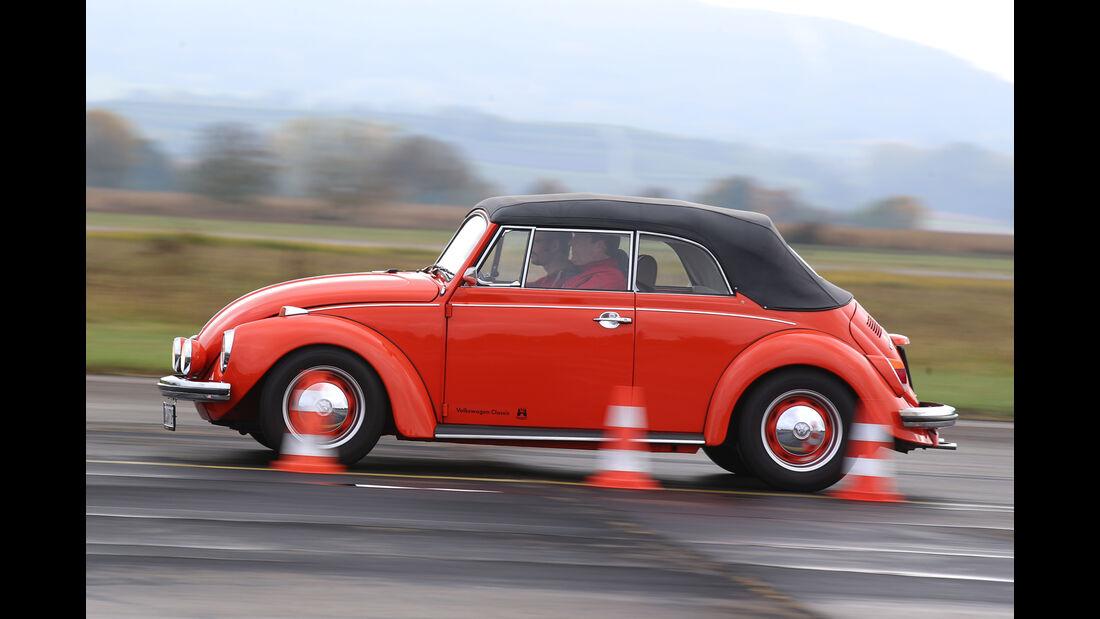 VW Käfer 1302 LS Cabriolet, Seitenansicht