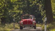 VW Käfer 1303 Cabrio Sachen Classic Vorbericht 207